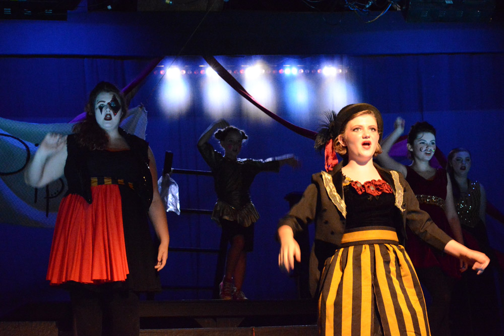 Ballibay Pippin Theater Camp Performance