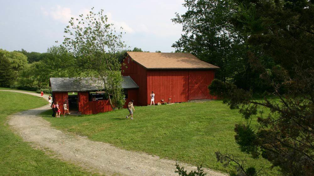 Ballibay Art Camp Campus