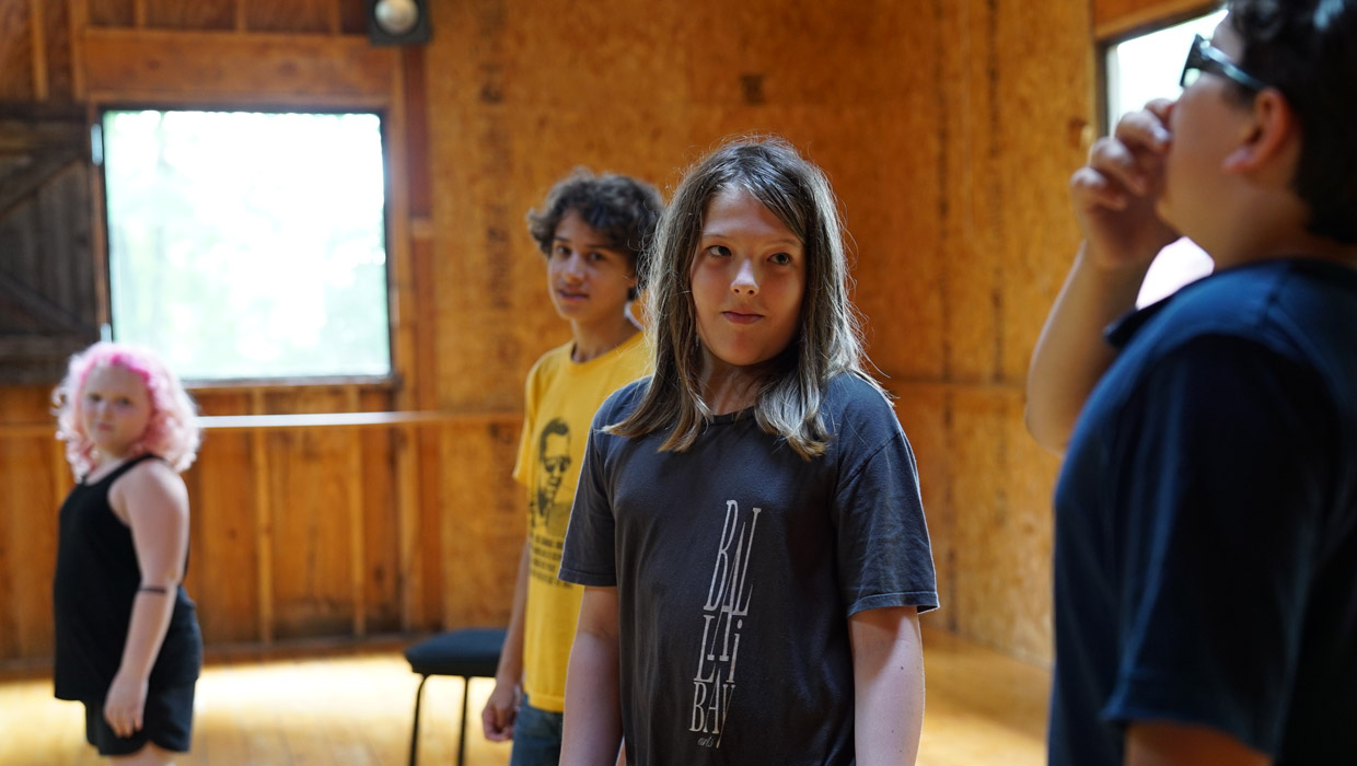 Theater Camp for Teens