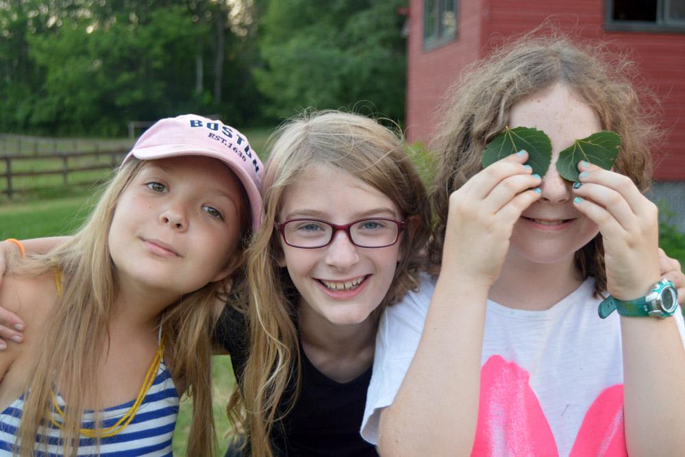 Girls Summer Art Camp