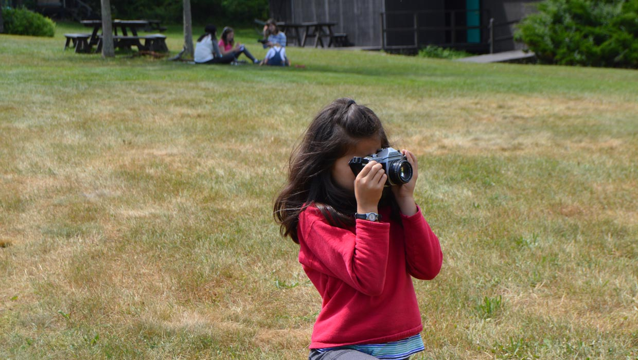 photography summer camp for teens