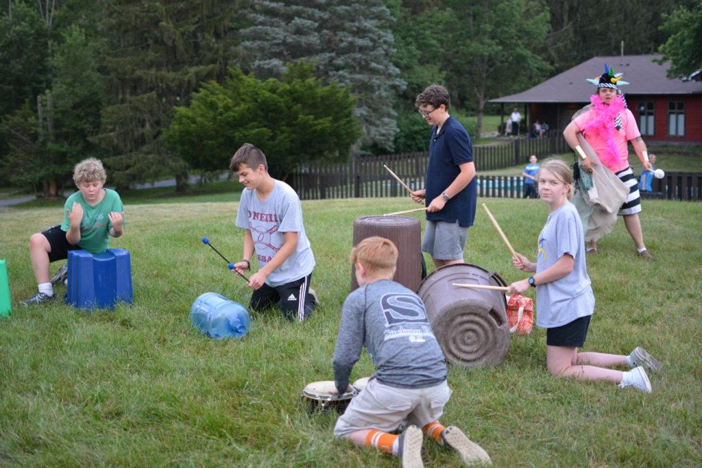 art camp fun