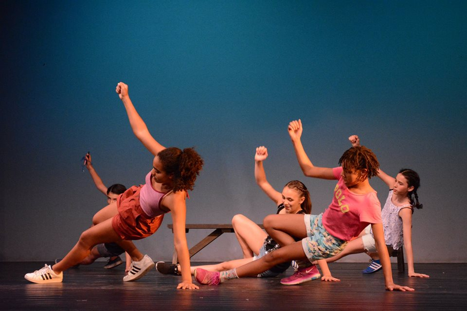 arts camp dance performance 1