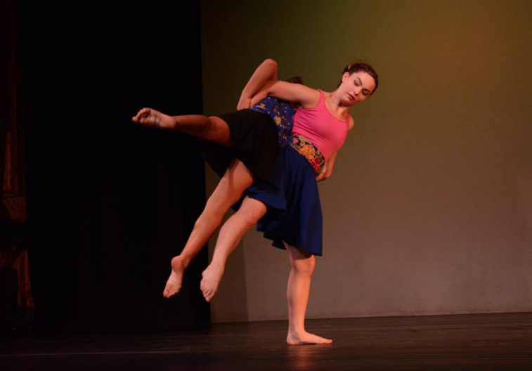 arts camp dance performance