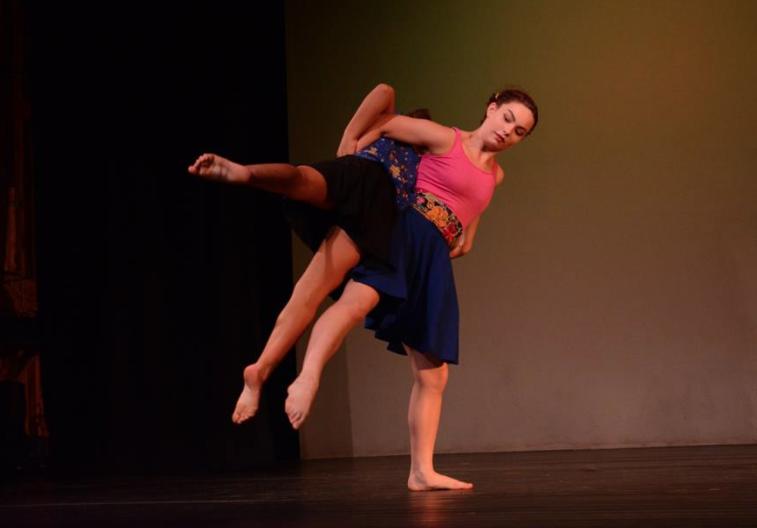 arts camp dance performance