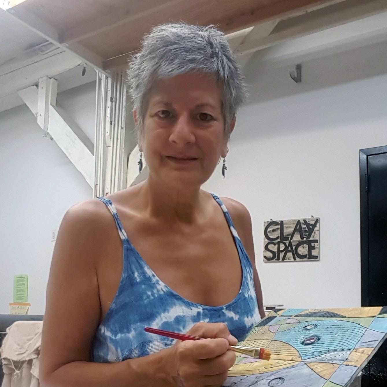 Janine Sopp Visiting Artist