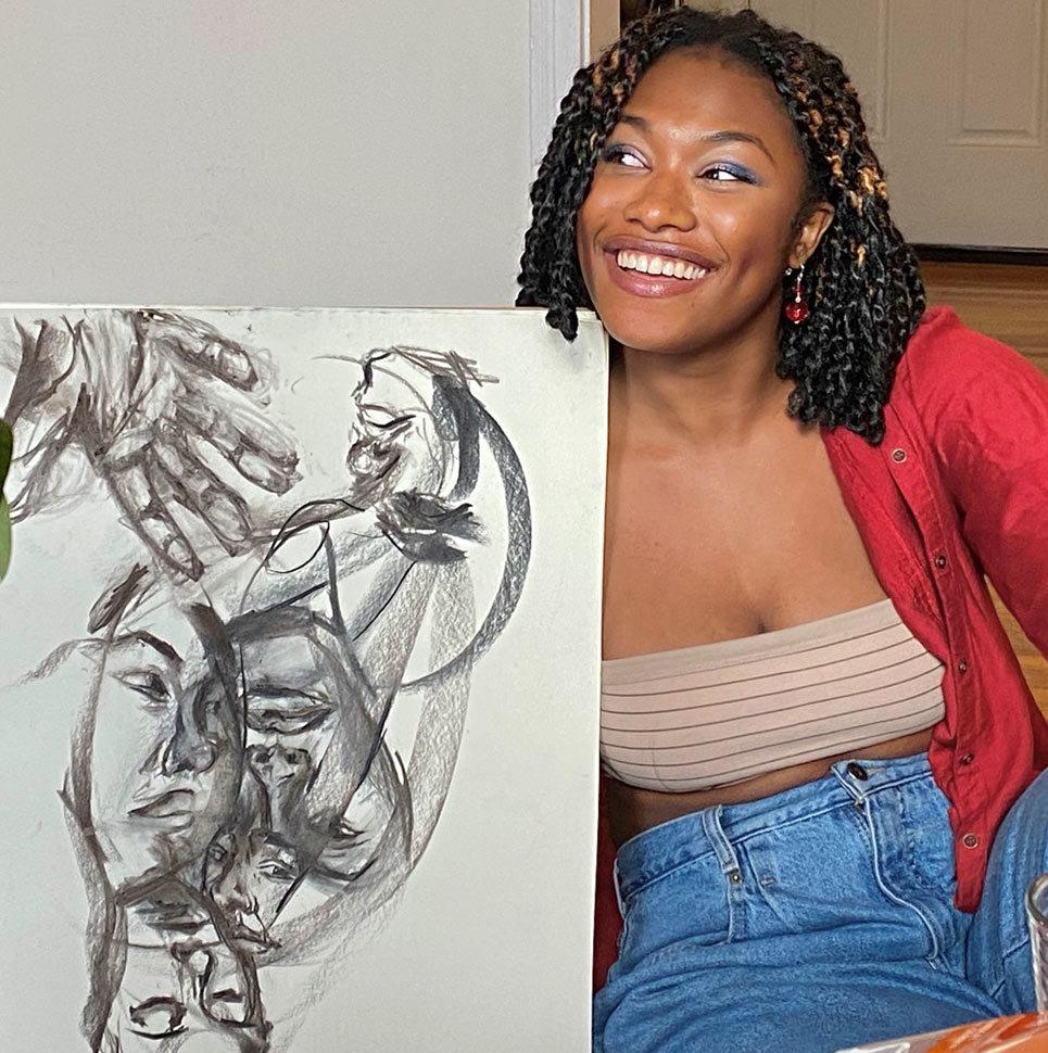 Lauren Reid - Art Counselor
