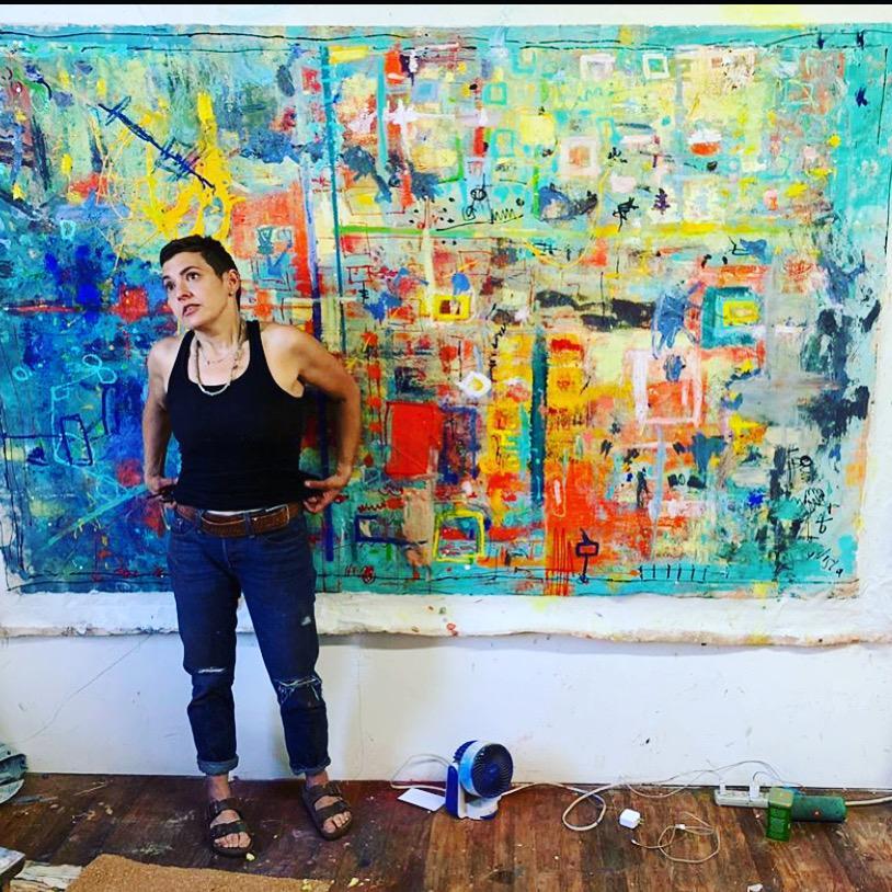 Sara Galkin Visiting Artist