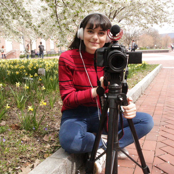 Morgan Seiff Film and Media Counselor